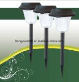 스테인리스 및 플라스틱 녹색 에너지 태양 승진 정원 빛