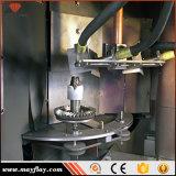 Machine Integrated de grenaillage à écrouissage de piste de plaque tournante de chiquenaude de modèle, modèle : Mrt2-80L2-4
