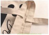 Fördernder Baumwollsegeltuch-Einkaufentote-Beutel