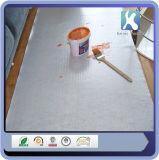 100% полиэстер мягкий белый нетканого материала считает ткани листа