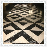 床またはフロアーリングまたは台所または浴室または敷石または壁ののための建築材料の水晶か花こう岩または石灰岩またはオニックスまたは大理石の石造りのタイルタイル