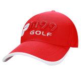 Sombrero de encargo de los casquillos de golf del Snapback del bordado