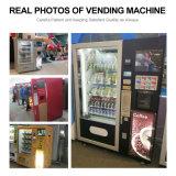 preço de fábrica LV-X01 Combo snacks e bebidas Máquina de Venda Directa