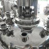 Embarcação elétrica da alta pressão do tanque da reação química do aquecimento do aço inoxidável