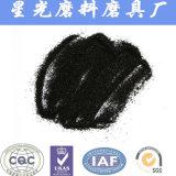 Чернота активированного угля кокоса для обработки выхлопного газа