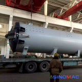 3000X12000mm voller automatisierter Zusammensetzung-Autoklav für das Aushärten der Flugzeug-Bauteile