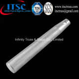 Pin de aluminio del acero del braguero de la iluminación