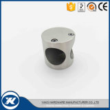 Conetor em dois sentidos da câmara de ar do aço inoxidável dos encaixes da divisória do toalete