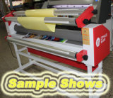 Dmais Dwl-1600A Cold Automatic Laminator with Pneumatic Top spin