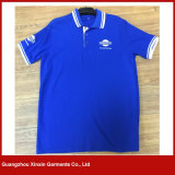 Рубашки пола спорта гольфа людей втулки оптового хлопка длинние (P50)