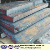 Acciaio al carbonio di plastica della muffa S50C/SAE1050/C45 per la fabbricazione del blocco per grafici della muffa