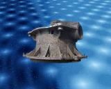 粉砕機のための砂型で作る本体