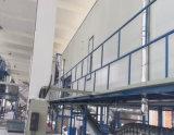 Guante de médicos de la línea de inmersión de la línea de producción de guantes de látex