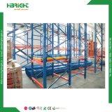 Depósito de armazenamento de aço Estantes de metal Industrial seletiva de aço Palete