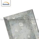 Design Antiquing Mosaico de metro de vidro biselado Mosaico Mosaico de espelho de Prata