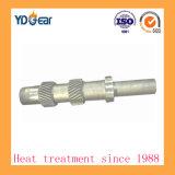 Engranaje helicoidal cilíndrico de doble eje de rueda se utiliza en Industria Metalúrgica