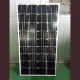 Panneau mono vert d'énergie solaire de l'énergie 170W avec la qualité allemande