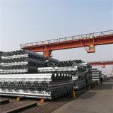ERW Stahlrohr gleichwertig mit BS1387 Kategorie a-1, Gpe, in 6 Metern Längen-