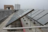 Tipo pressurizzato riscaldatore di acqua solare della lamina piana