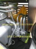 300 bar portátil de alta presión del compresor de aire gasolina