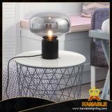 Schlafzimmer-modernes Beispieldekorative schwarze Tisch-Lampe (MT8159-1)