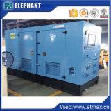 gruppo elettrogeno silenzioso del motore diesel di 100kVA 80kw