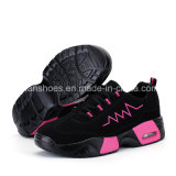 Les femmes Hotsale Sneaker Chaussures Sport Chaussures de sport fabricant (FSY1129-04)