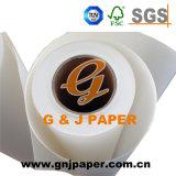 Papel de transferência da boa qualidade usado na impressão da imagem