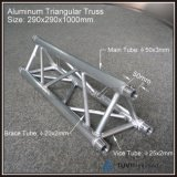 Алюминиевая ферменная конструкция будочки выставки ферменной конструкции этапа