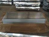 Tuile/galvanisé Aluzinc/Galvalume en tôle acier métal ondulé pour panneau de toiture