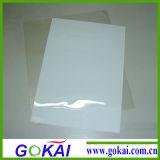 Супер девственницы ясности PVC твердая пленка 100% листа