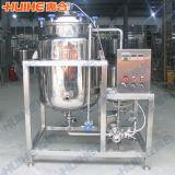 Tanque do pasteurizador do leite do aço inoxidável (150L)