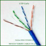 UL Qulified RoHS UTP Cat5e Cable LAN