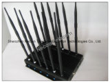 Volle Band-Signal-Blockers, die für 2g+3G+2.4G+4G+GPS+Lojack+CDMA450 stauen
