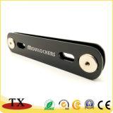 Дешевый алюминий цепочке для ключей для ключевые данные органайзера для поощрения подарок
