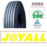 Joyall 상표 Highquality 광선 강철 모든 위치 트럭 관 바퀴 (11.00R20)