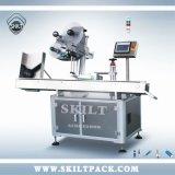 Constructeur horizontal automatique de machine à étiquettes de médecine de pente et de nourriture