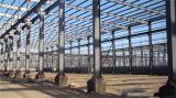 Edificio de la estructura de acero para la producción