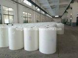 Samengestelde Vezel - de Separator van de Batterij van de Mat van het glas met Weefsel