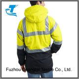 Мужчин и плотная светоотражающие Parka куртка