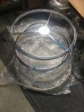 Iluminação de vidro do pendente da estrutura moderna do ferro (8046-6)