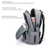 Multi-Functional пеленок Diaper Bag мама рюкзак с зарядкой через USB порт