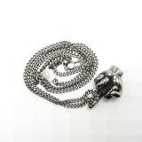 Halsband van het Roestvrij staal van de Mens van de Juwelen van de manier de Creatieve Punk