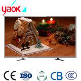 Parte traseira LED TV 3D com óculos de obturação activa smart TV TV 42 polegadas
