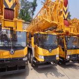機械装置重い装置Qy50kaのトラッククレーンを高く上げる50t XCMG
