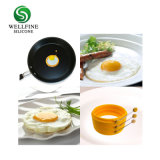 Different Shape Creative Silicone Fried Egg Molds