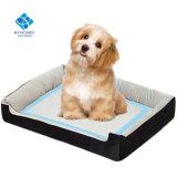 Leck-Beweis-saugfähige Hundetraining PIPI Auflage für Innenwelpen