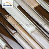フォーシャンの卸し売り工場高品質の煉瓦装飾ガラスのモザイク