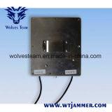 Jammer do sinal de WiFi do telemóvel de 5 faixas com as antenas de controle remoto de +Directional