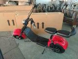 60V 20Aのリチウム電池40-60kms長距離駆動機構のスクーター1000W